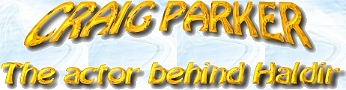 Craig Parker Fan Page